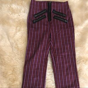 Silence + Noise striped pants